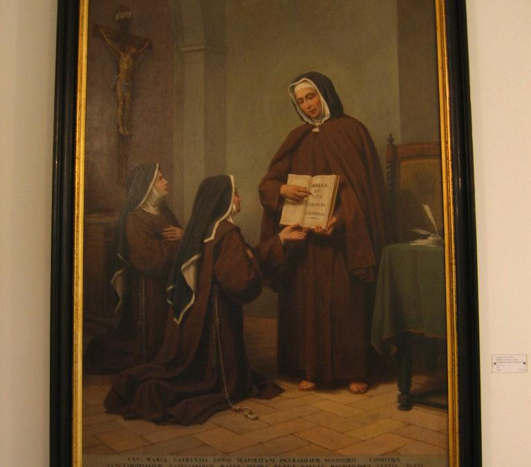La fondazione del monastero di S.Maria in Gerusalemme