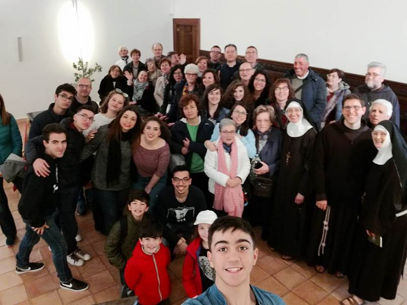 Ritiro di Quaresima con la parrocchia Sacre Stimmate di Andria – 24 Marzo