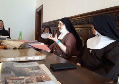 sorelle in visita (4)