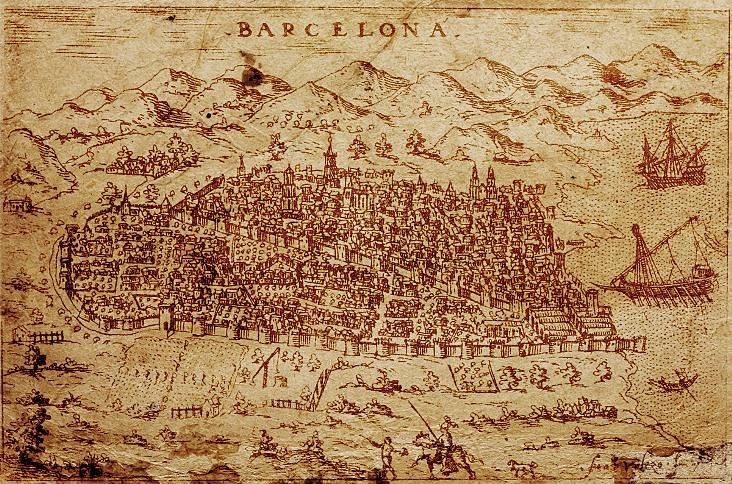 Primo incontro: Lleida -Barcellona- l'Avvelenamento
