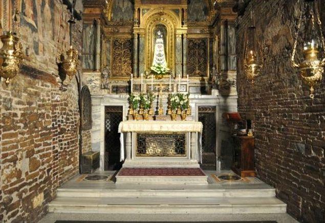 III Tappa: Napoli-Loreto. La Guarigione