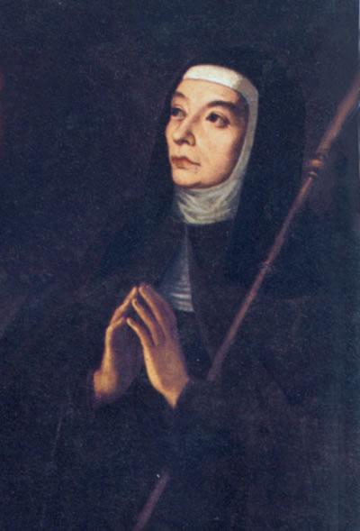 Beata Maria Angela Astorch – Clarissa Cappuccina – Barcellona 1 Settembre 1592 – Murcia 2 Dicembre 1665