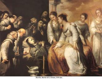 Transito di Santa Chiara d'Assisi 10 Agosto 2020