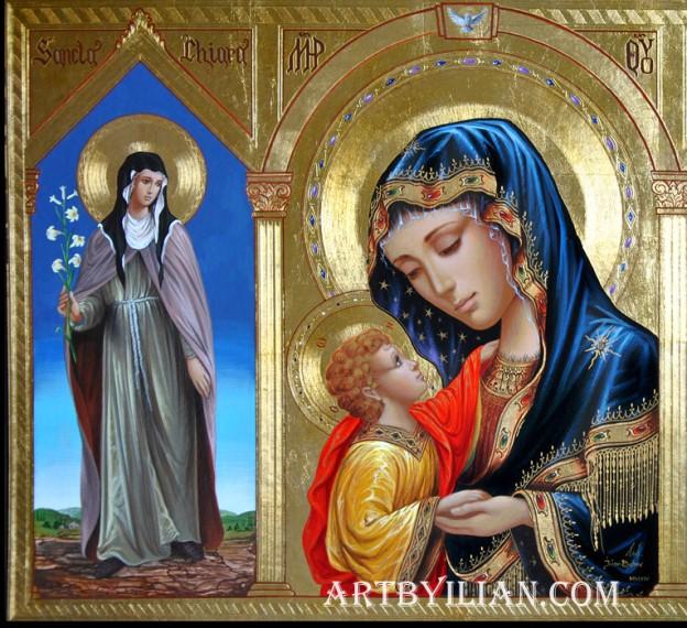 Novena Santa Chiara 2020