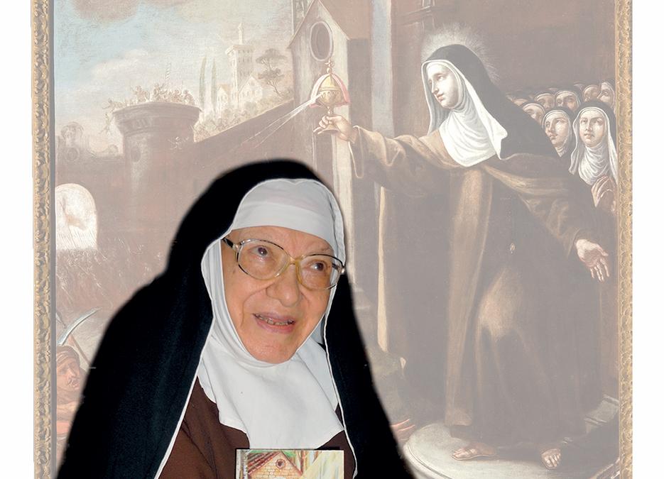 Il ricordo di Madre Chiara