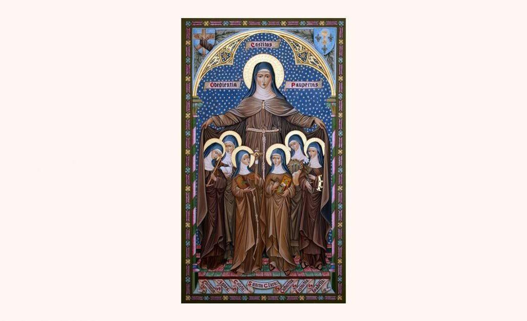 Novena di Santa Chiara 4 Agosto 2020