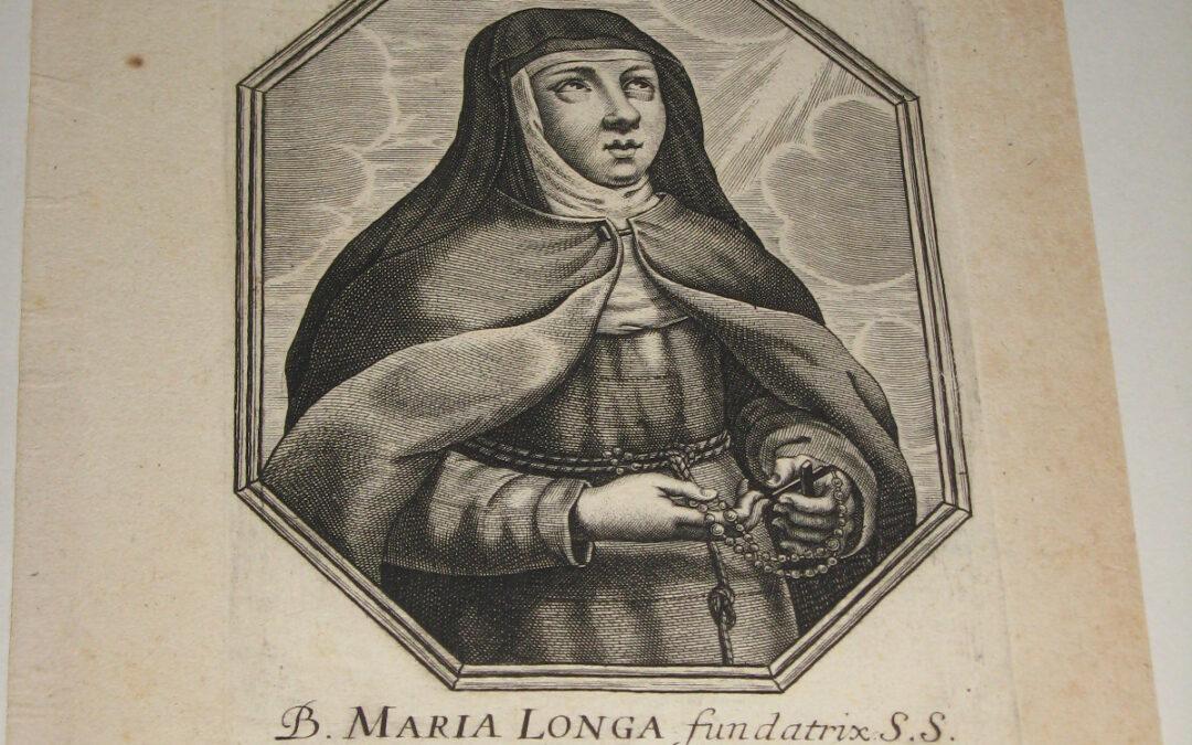 Maria Lorenza Longo, la beata monaca cappuccina apostola degli incurabili