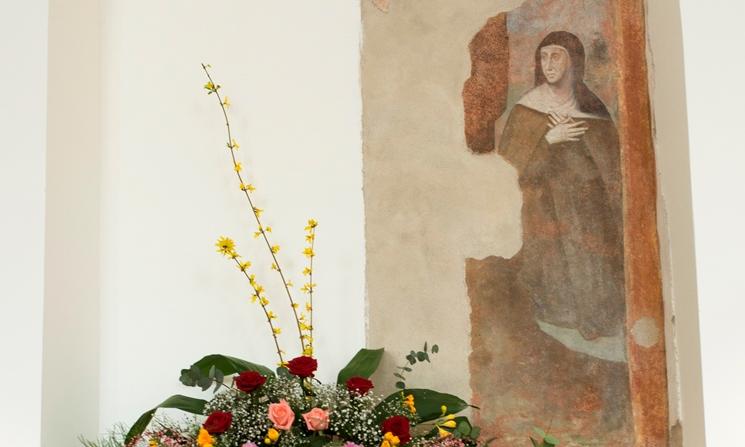 Papa Francesco e la venerabile Maria Lorenza Longo
