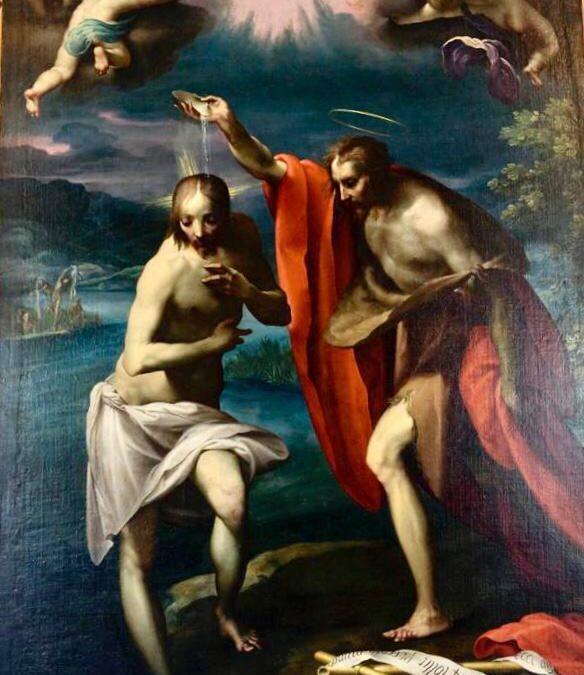 Battesimo del Signore – Anno B