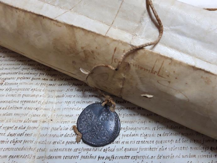 486 anni dalla Bolla di fondazione Debitum Pastoralis Officii