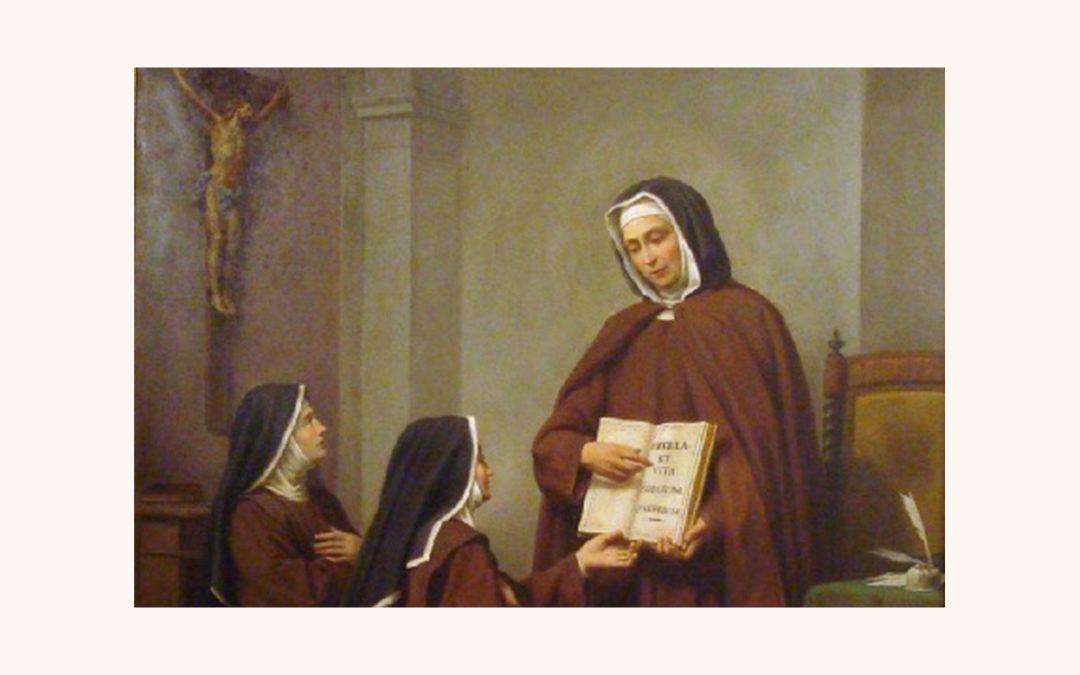 Celebrazione del Beato Transito della presto beata Madre Maria Lorenza Longo