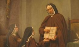 Beato transito della Venerabile Maria Lorenza Longo