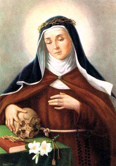 Beata Maria Maddalena Martinengo Clarissa Cappuccina