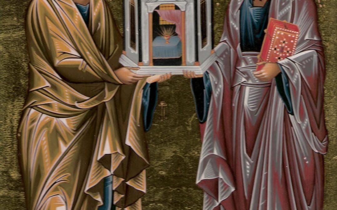Solennità dei Santi Pietro e Paolo Apostoli (Anno A)