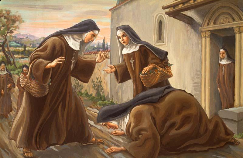Novena di Santa Chiara 8 Agosto 2020