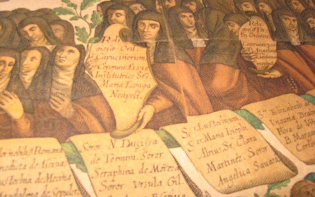 3. Stampe e tele della Beata Maria Lorenza Longo