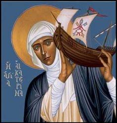 Festa Santa Caterina da Siena, Vergine e Dottore della Chiesa, Patrona d'Italia e d'Europa – Anno B
